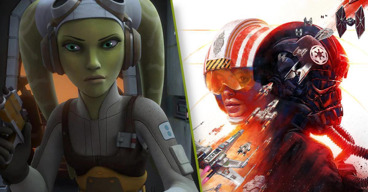 Star Wars Squadrons Rebels Hera Syndulla