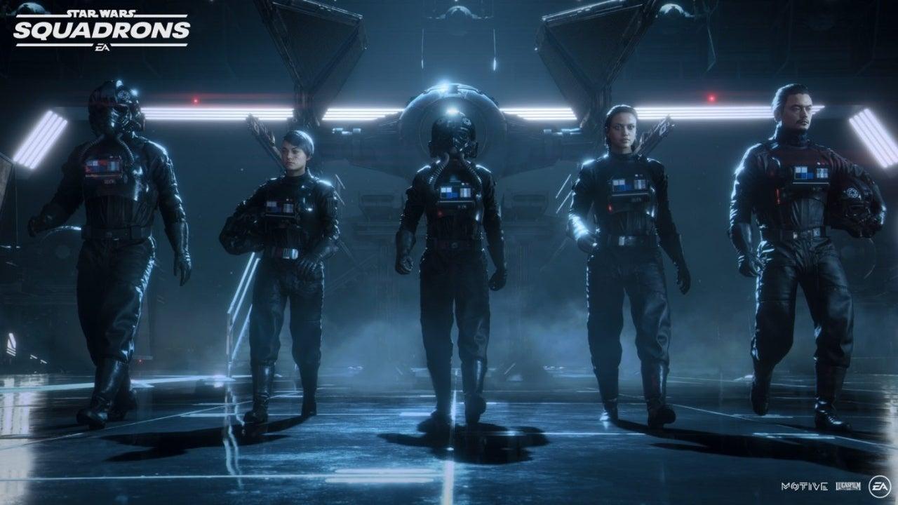 star wars squadrons screenshot 1