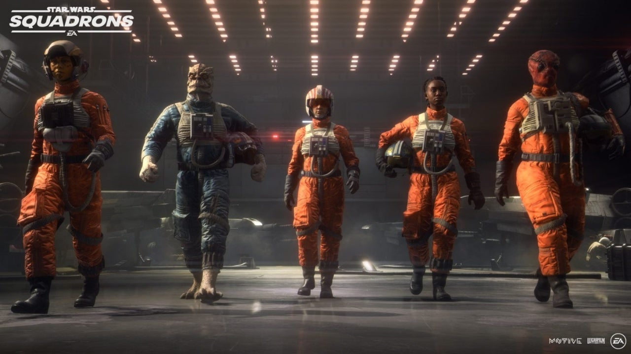 star wars squadrons screenshot 3