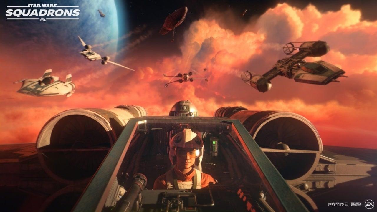 star wars squadrons screenshot 5