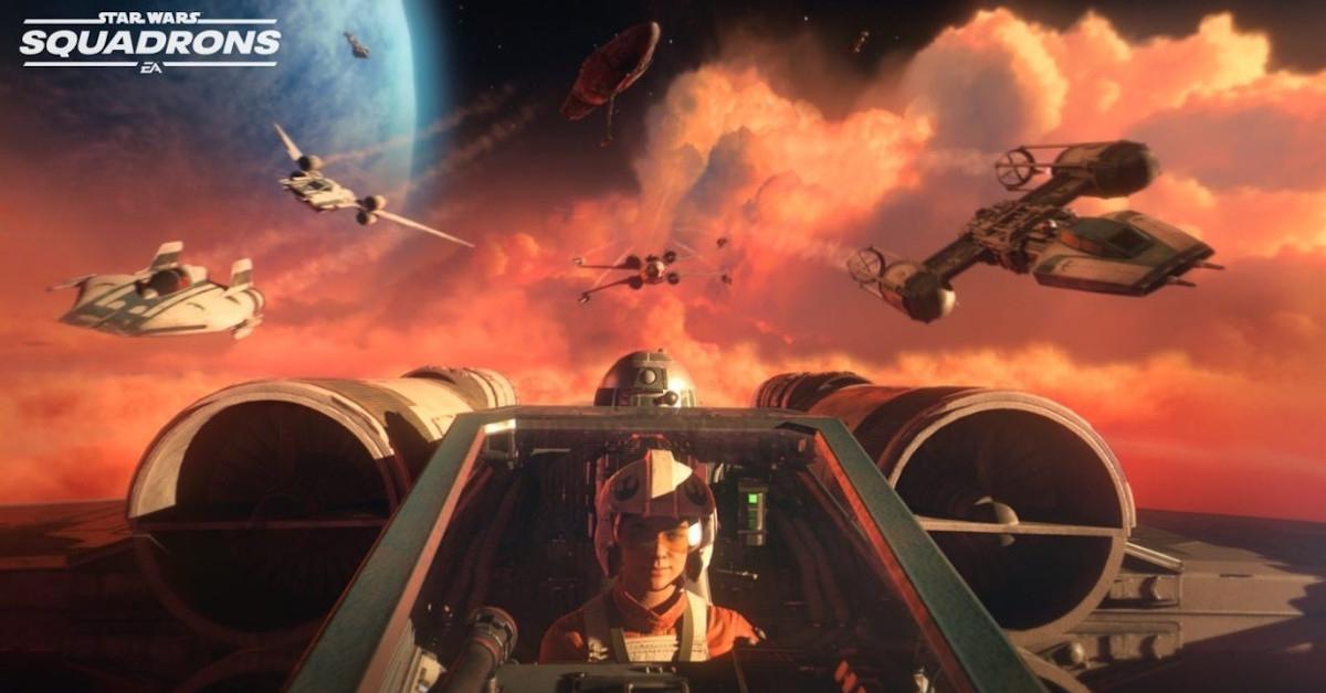 Star Wars Squardons Trailer Reactions
