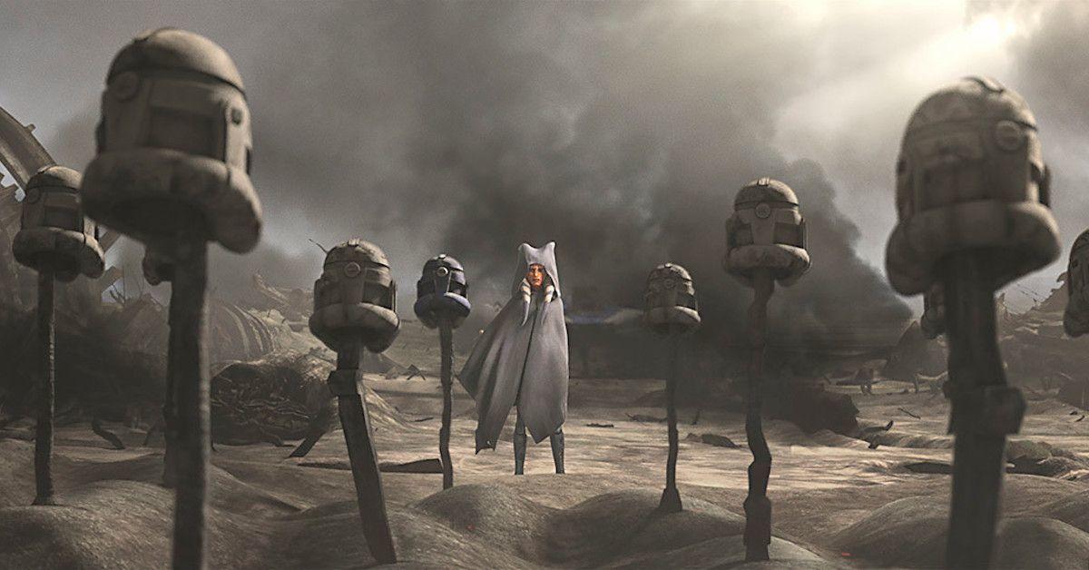 Star Wars The Clone Wars Finale