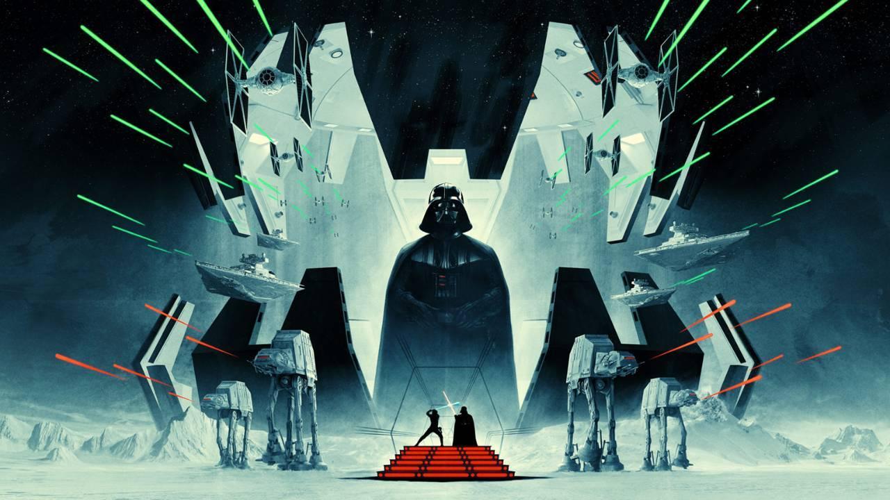 Star Wars The Empire Strikes Back 40th Anniversary