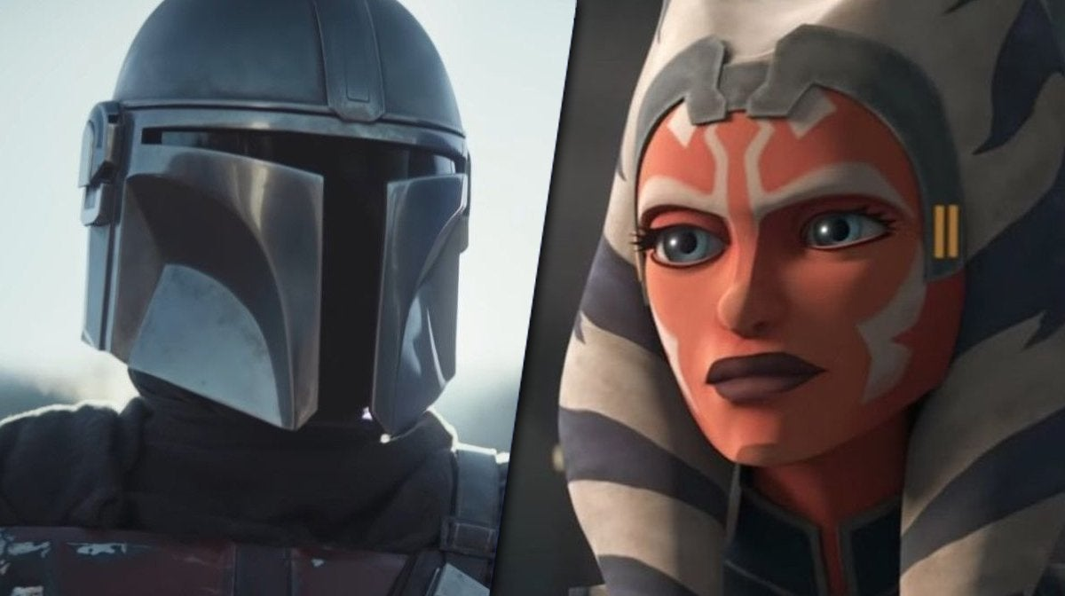 star wars the mandalorian ahsoka tano