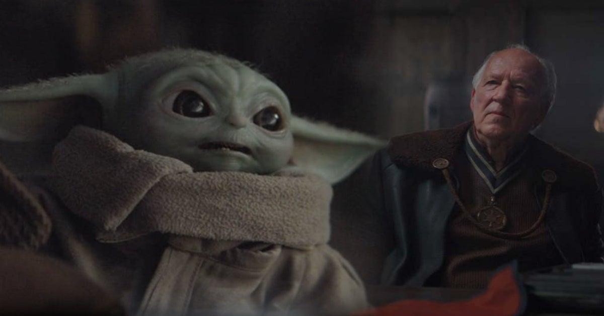 Star Wars The Mandalorian Baby Yoda Werner Herzog ComicBookcom