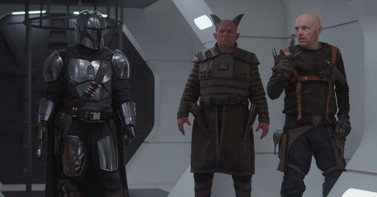 Star Wars The Mandalorian Bill Burr Mayfield