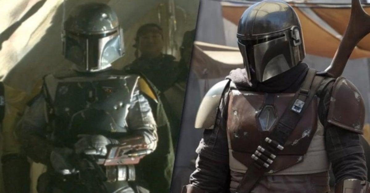 Star Wars The Mandalorian Boba Fett