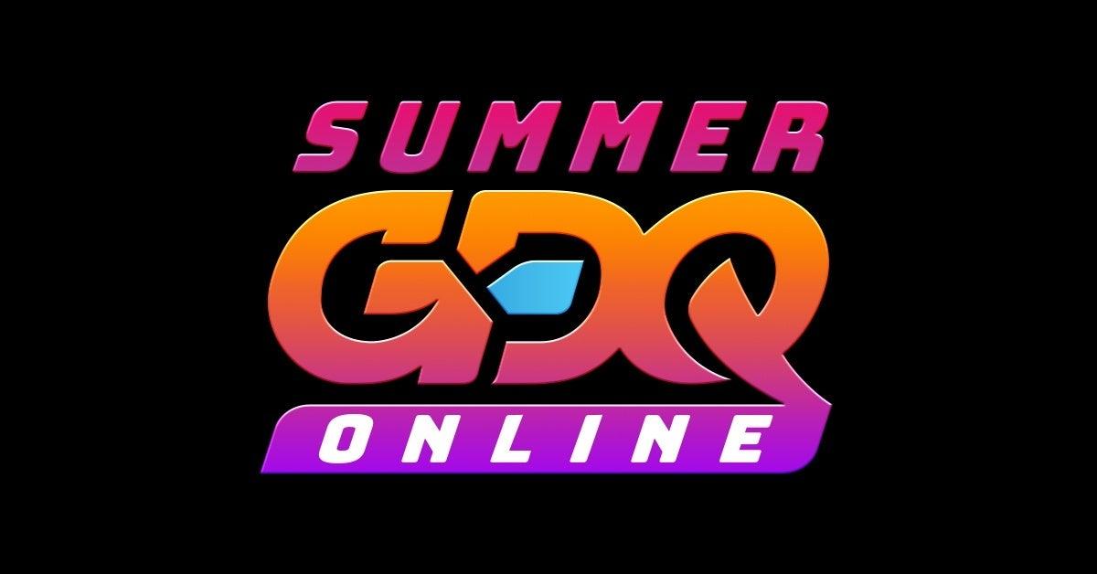 Summer Games Done Quick Online