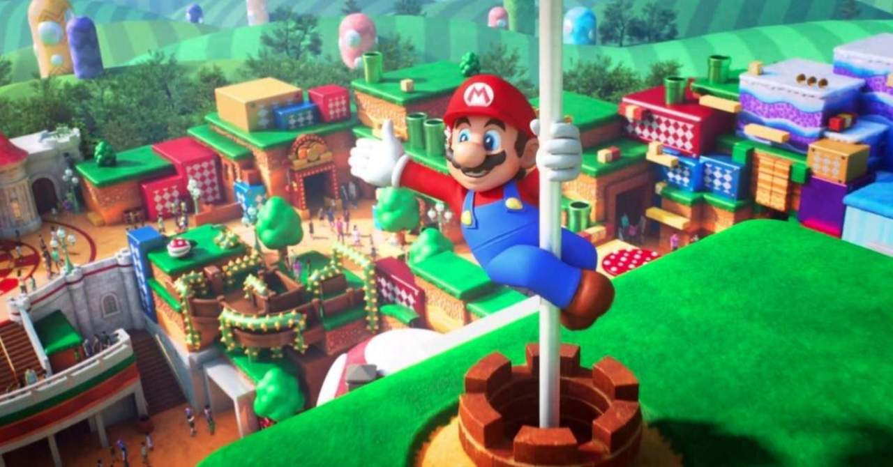 Super Nintendo World: New Video Offers Best Look Yet