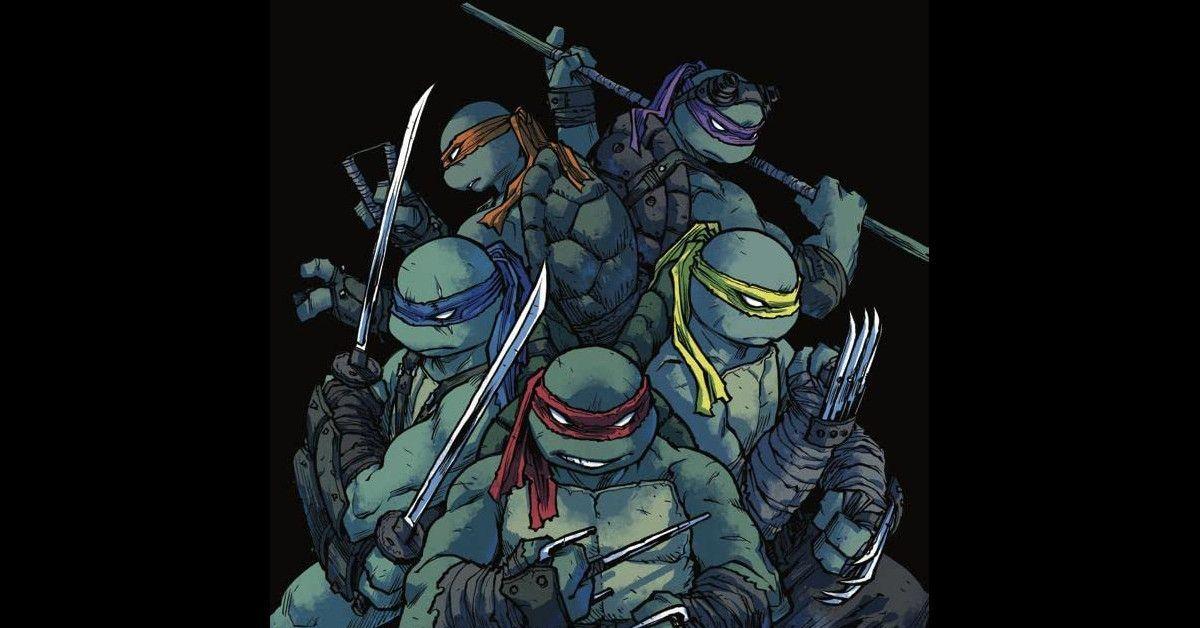 Teenage Mutant Ninja Turtles Alopex New Member