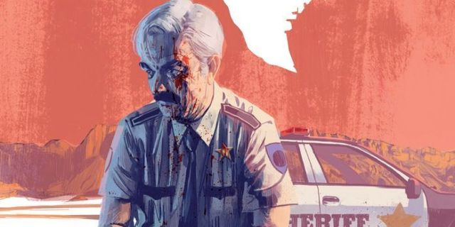 That Texas Blood #1 Review - Cover