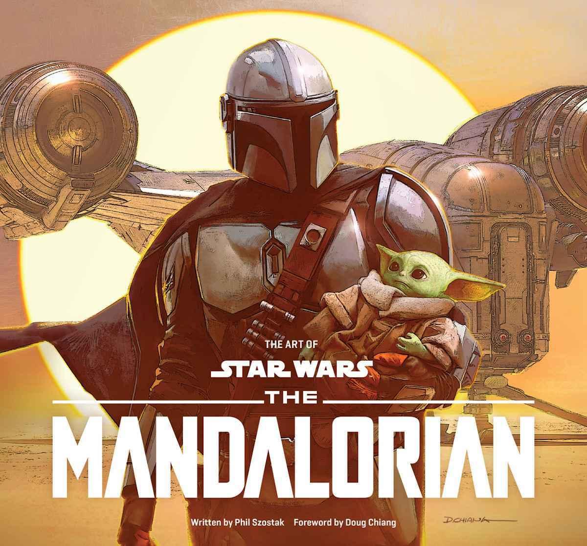 The Art of the Mandalorian Season 1