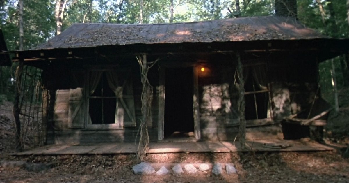 the evil dead knowby cabin 1981