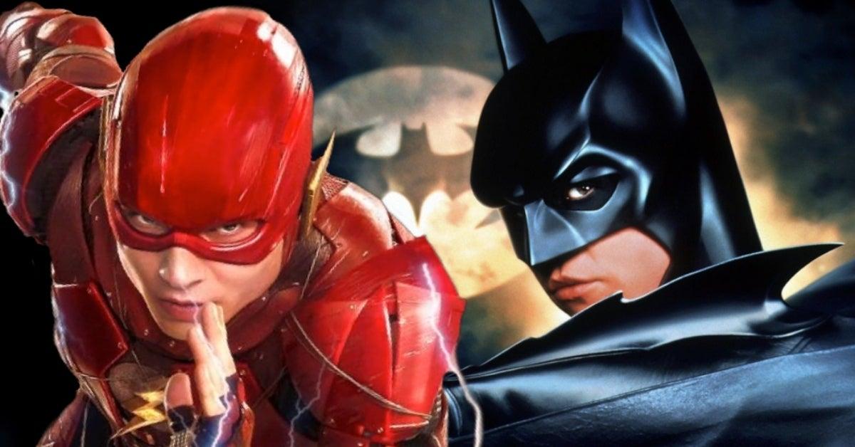 The Flash Batman Forever comicbookcom