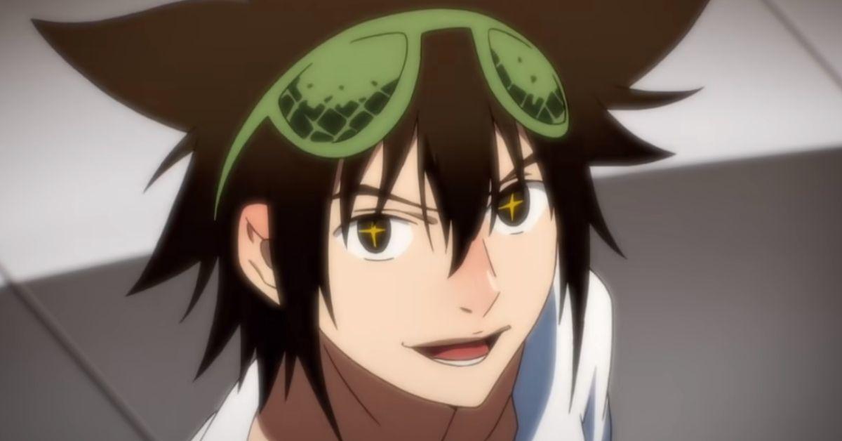 O Deus do ensino médio Jin