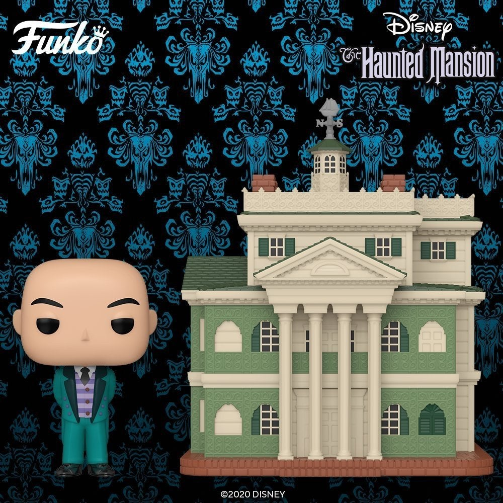 the-haunted-mansion-funko-pop-town