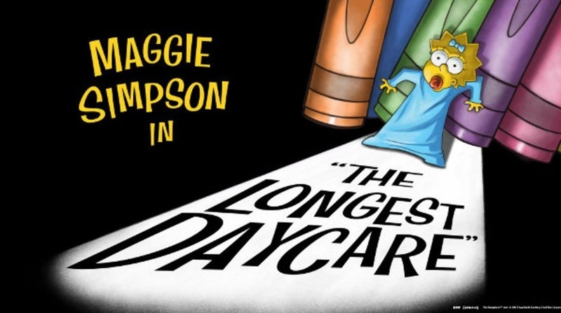 the longest daycare simpsons
