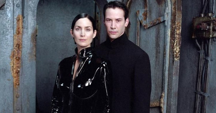 The Matrix 4 Keanu Reeves Carrie-Anne Moss Praise Script Story