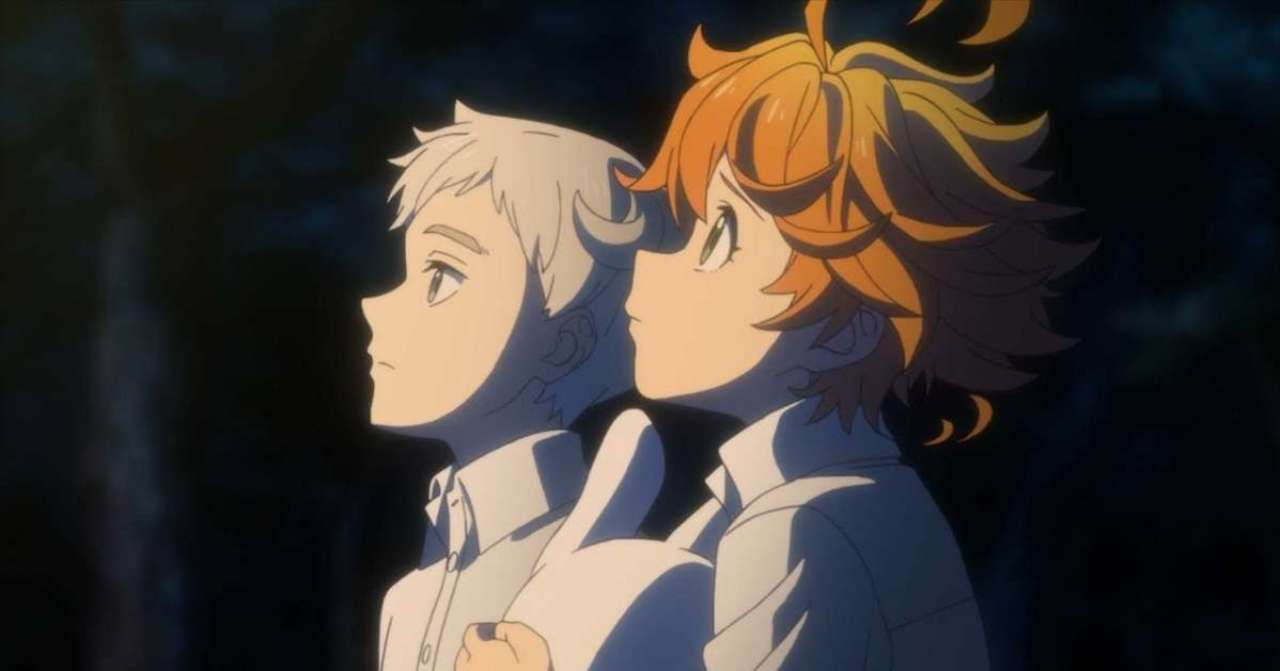 The Promised Neverland Is Joining Netflix Next Month