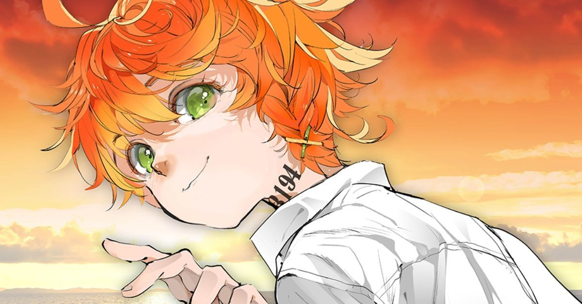 The Promised Neverland Emma Manga Anime