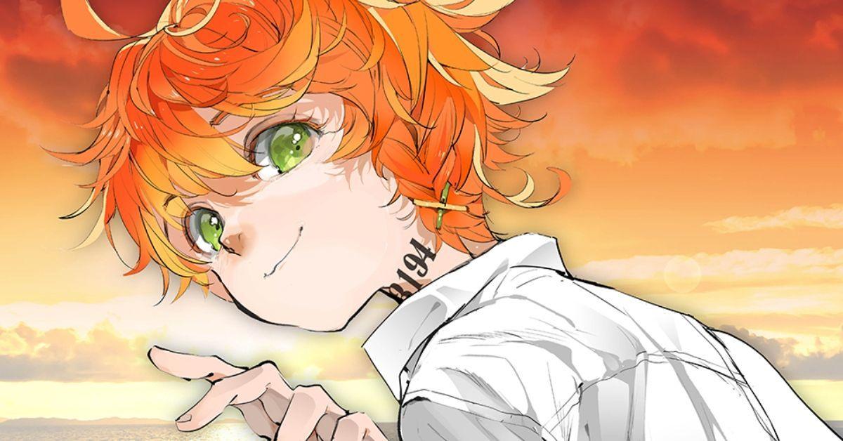 The Promised Neverland Emma Manga Anime