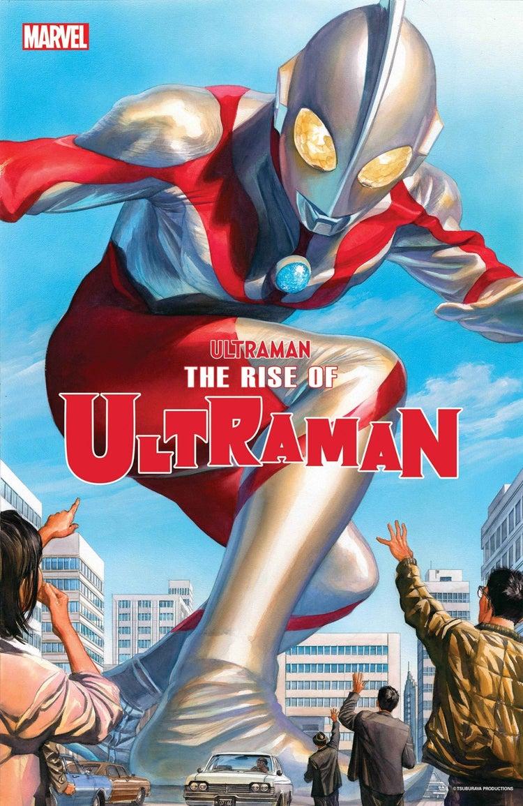 the rise of ultraman 1 alex ross
