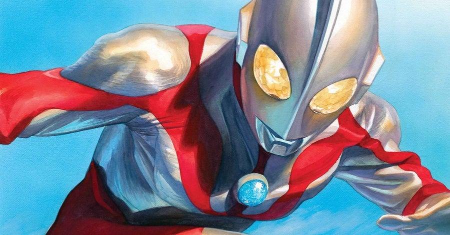 the rise of ultraman marvel alex ross