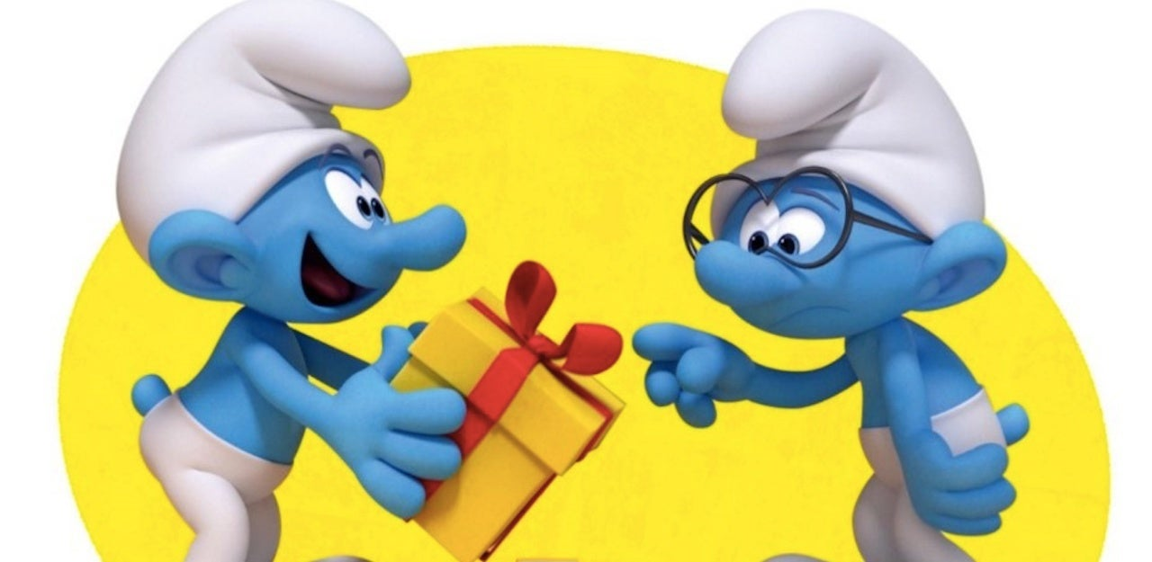 the smurfs nickelodeon