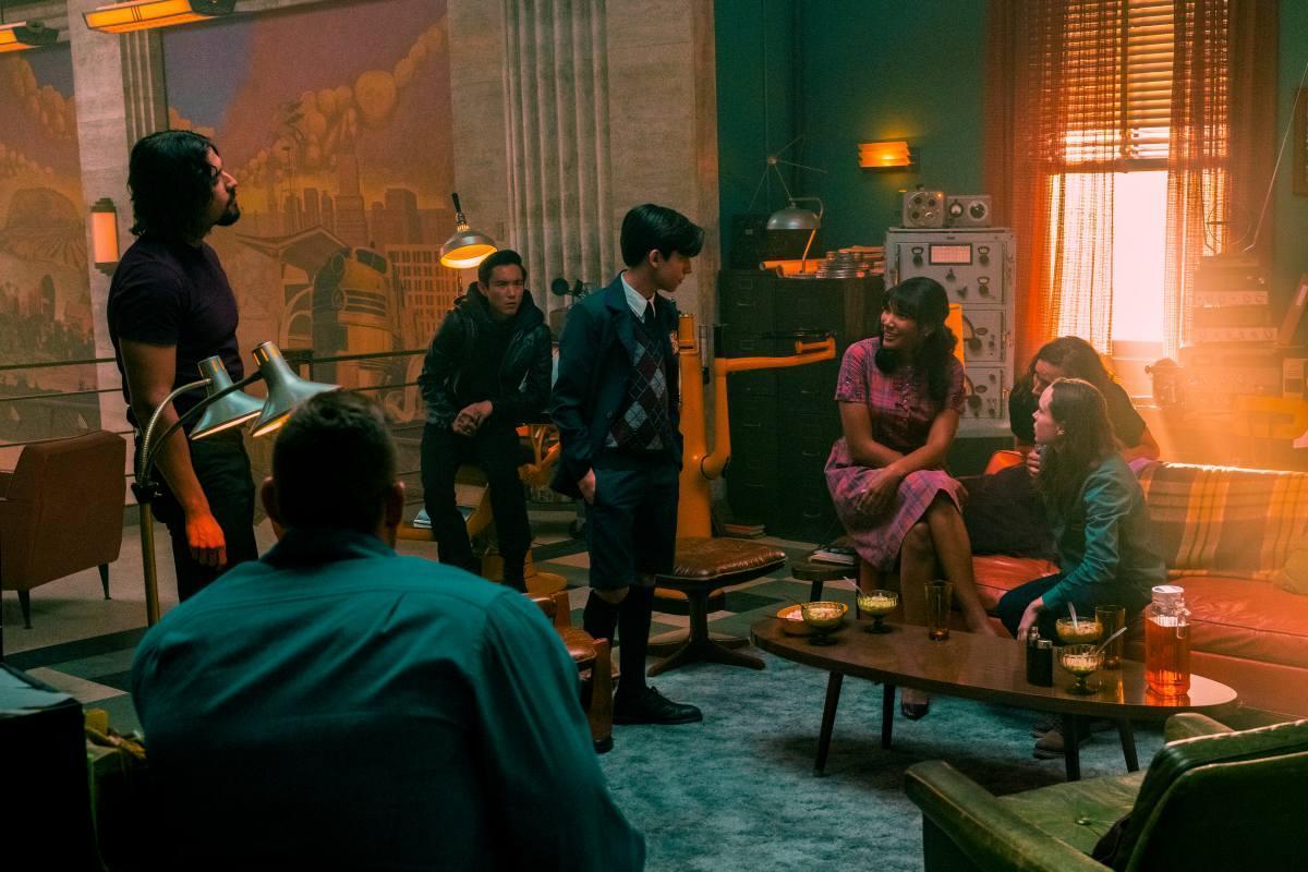 The Umbrella Academy Season 2 010