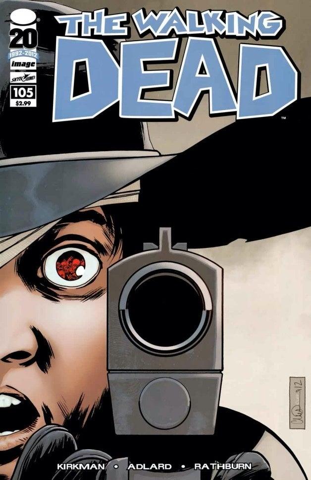 The Walking Dead 105
