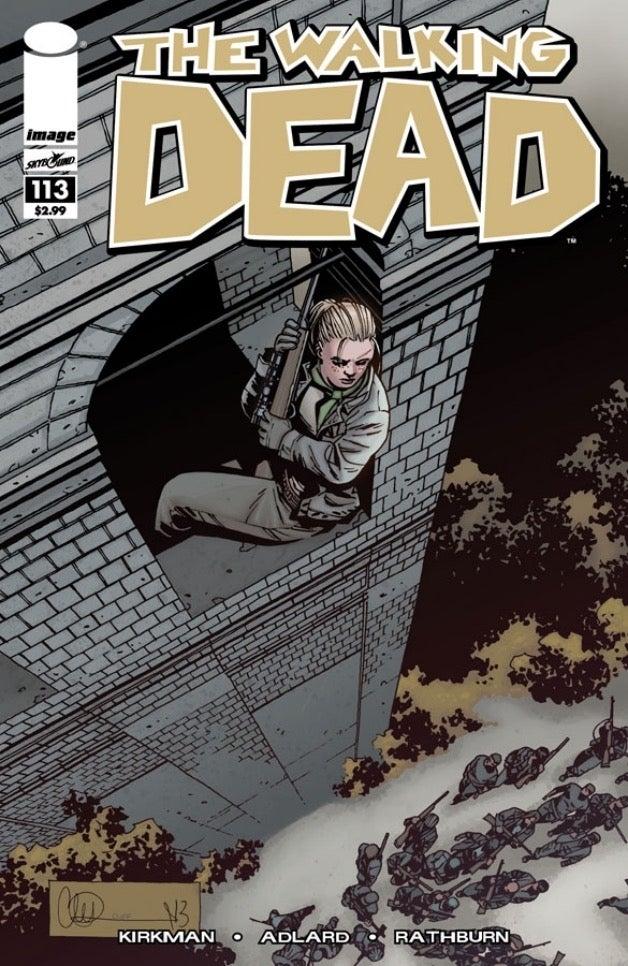 The Walking Dead 113