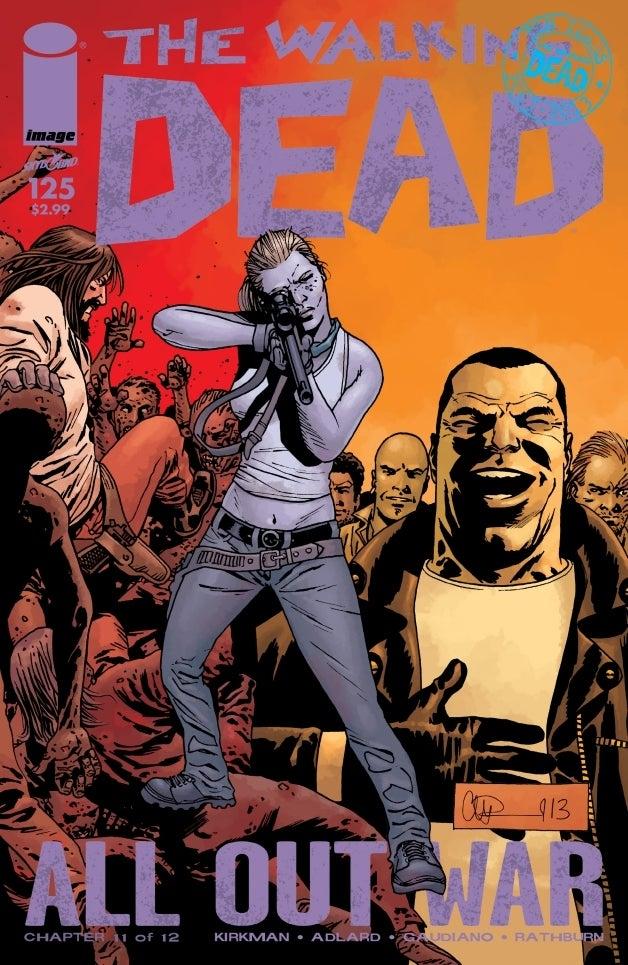 The Walking Dead 125