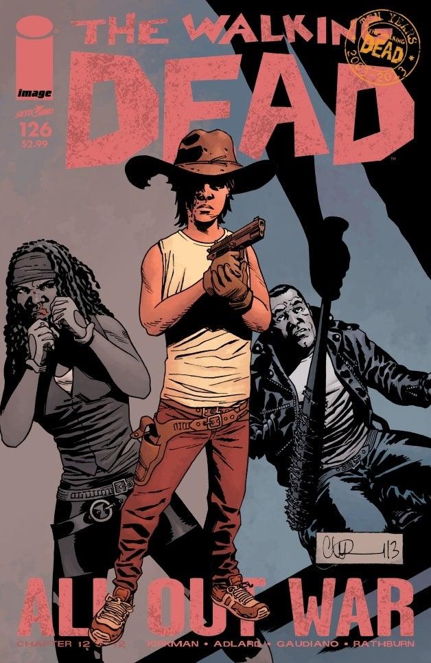The Walking Dead 126