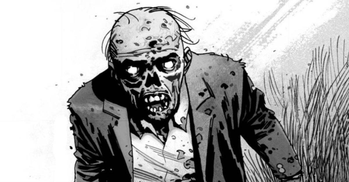 The Walking Dead 193 final issue