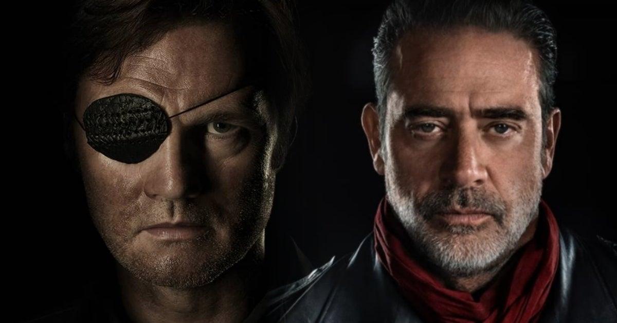 The Walking Dead Governor Negan COMICBOOKCOM