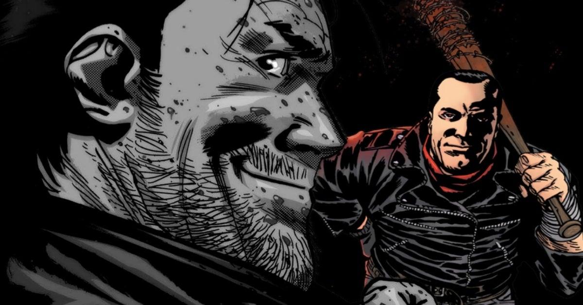 The Walking Dead Negan Lives comicbookcom