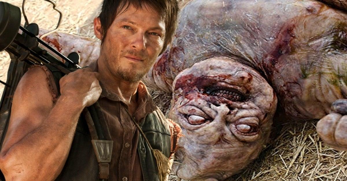 The Walking Dead Norman Reedus Well Walker comicbookcom