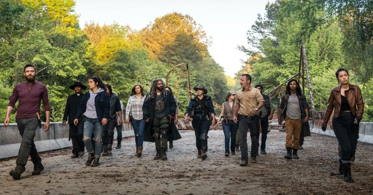The Walking Dead star cast