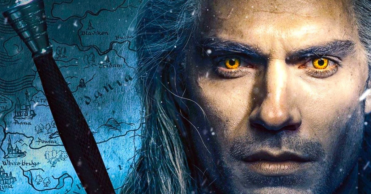 the witcher netflix 2