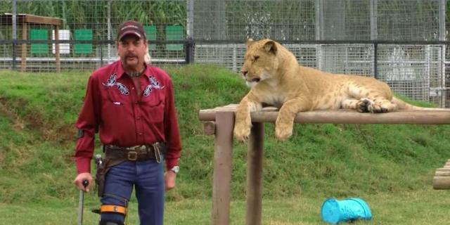 tiger king zoo joe exotic carole baskin