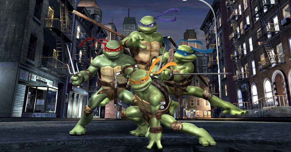 TMNT CG Movie