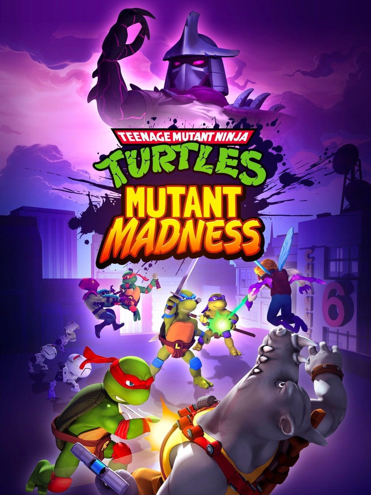 tmnt mutant madness key art cropped