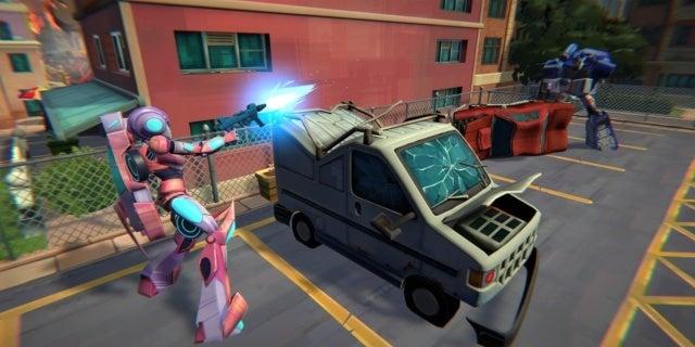 transformers battlegrounds screenshots 4