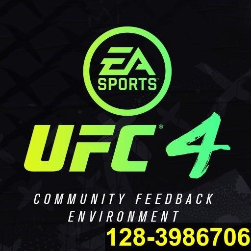 UFC 4 PlayStation