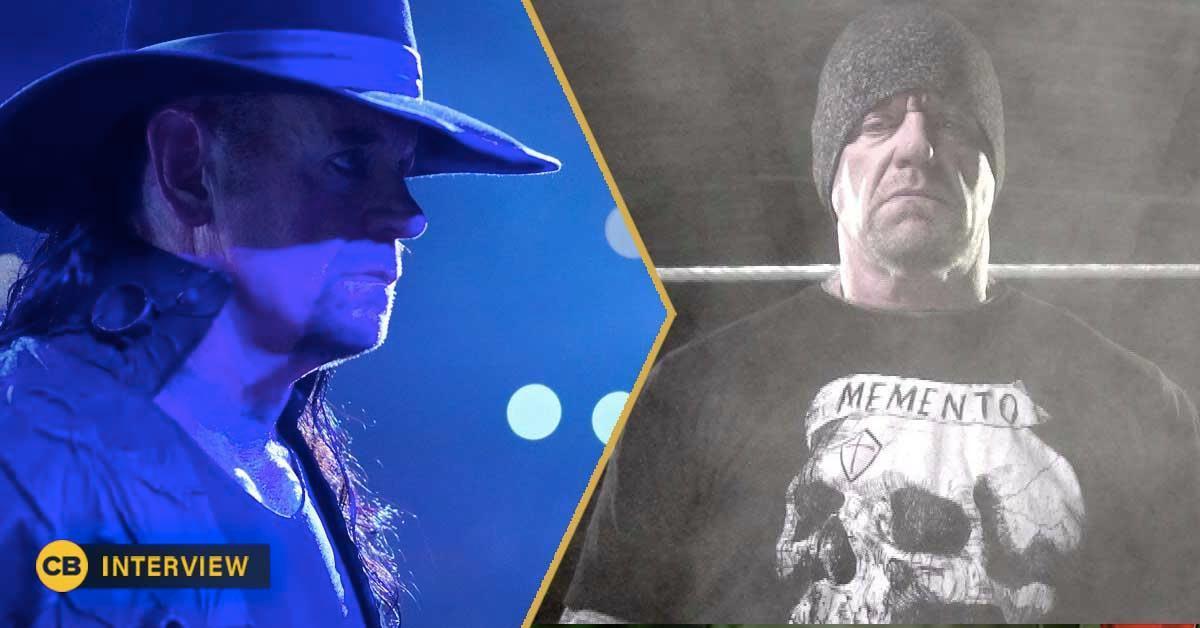 undertaker exclusive interview wwe