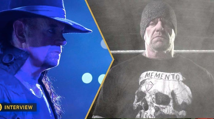 undertaker exclusive interview wwe