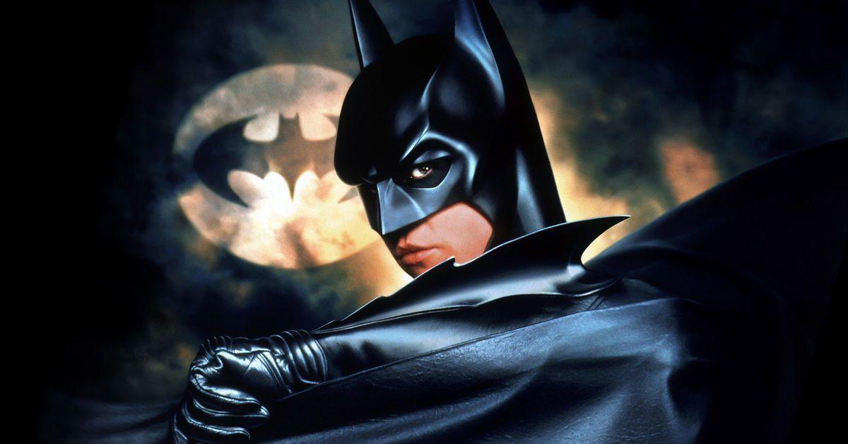 val kilmer batman forever 25th anniversary
