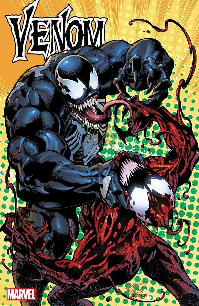 Venom-26-Mark-Bagley-Cover
