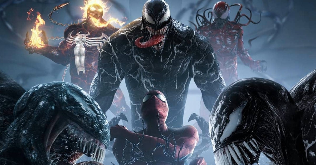 venomverse fan art sony universe