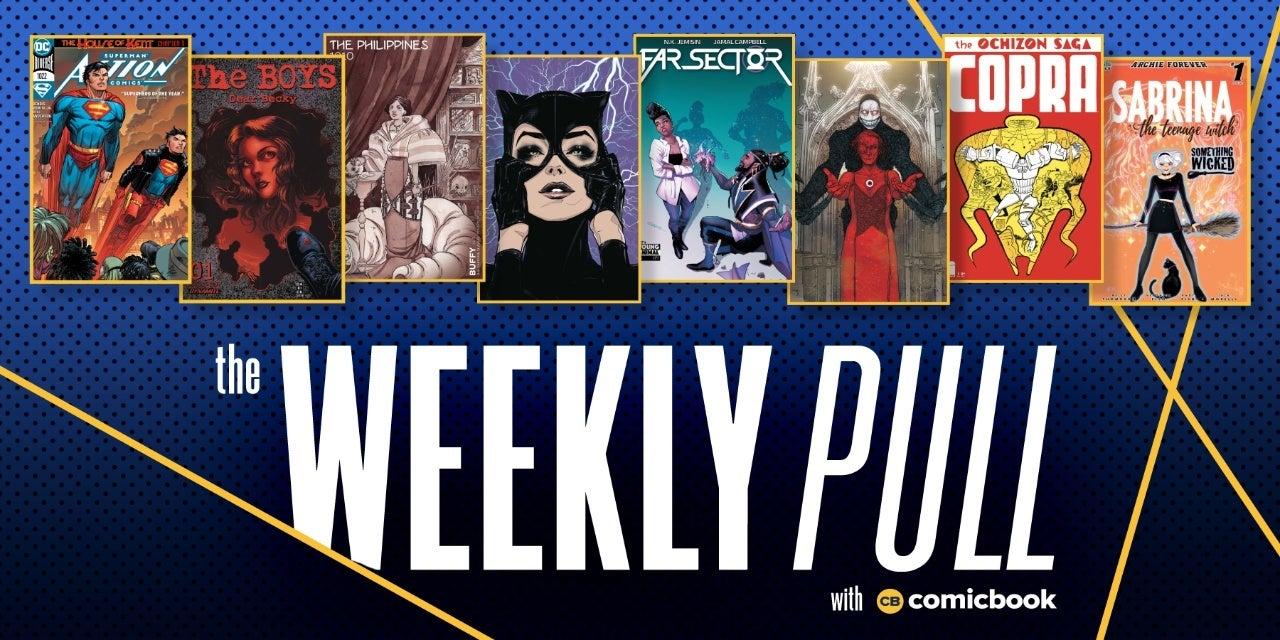 weekly pull june 3rd 2020